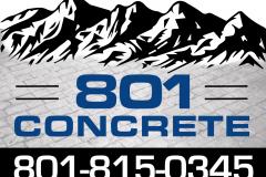 801 CONCRETE